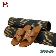 Leather Sandal for Men (PL-12008)