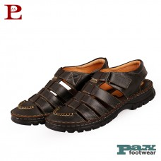 Leather Sandal for Men (PL-12009)