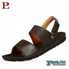 Leather Sandal for Men (PL-12015)