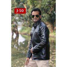 Leather Jacket (J-50)