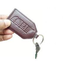 Leather Key Ring  (PW-612)