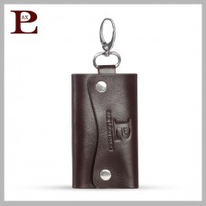 Leather Key Ring Wallet (PW-613)