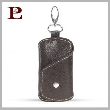 Leather Key Ring Wallet (PW-615)