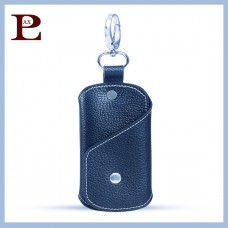 Leather Key Ring Wallet (PW-617)