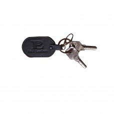 Leather Key Ring (PW-626)