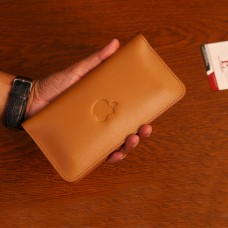 Leather Mobile Wallet (PW-208)
