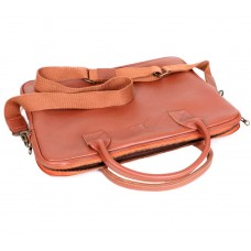 Leather Laptop Bag (B-319)