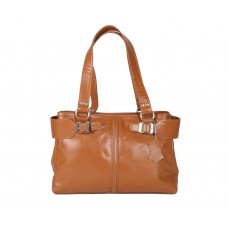 Leather Ladies Bag (B-325)