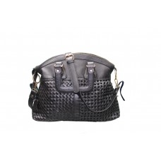 Leather Ladies Shoulder Bag (B-329)
