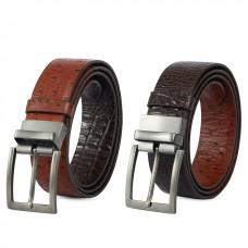 Leather Stylish Look Belt (PB-535)