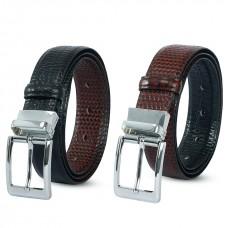 Leather Stylish Look Belt (PB-536)