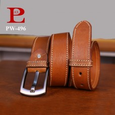 Leather Formal Belt (PB-496 )