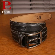 Leather Formal Belt (PB-501)