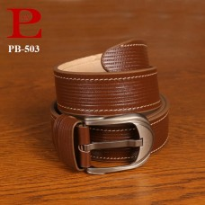 Leather Formal Belt (PB-503)