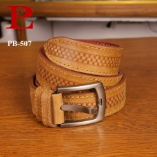 Men's Genuine Leather Belt (PB-507)