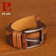 Leather Formal Belt (PB-509)