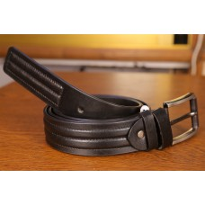 Leather Formal Belt (PB-512)