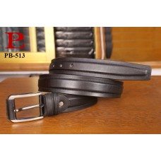 Leather Formal Belt (PB-513)