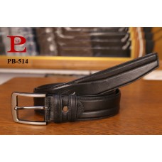 Leather Formal Belt (PB-514)