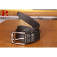 Leather Formal Belt (PB-517)