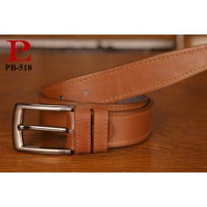 Leather Formal Belt (PB-518)