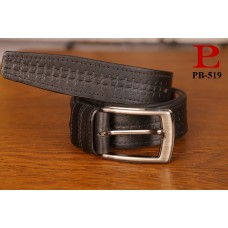 Leather Formal Belt (PB-519)