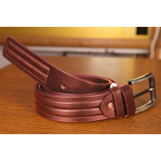 Leather Formal Belt (PB-520)