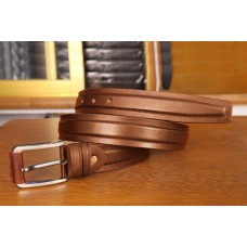 Leather Formal Belt (PB-523)