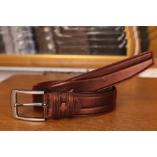 Leather Formal Belt (PB-526)