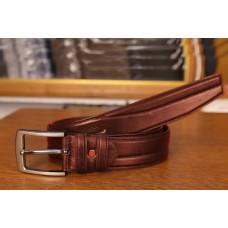 Leather Formal Belt (PB-526)