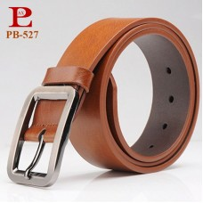 Leather Casual Belt for Men (PB-527)