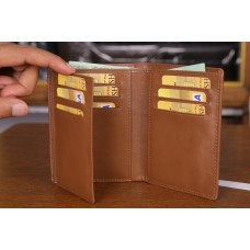 Classic Leather Wallet (PW-249)