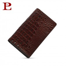 Leather Purse For Double Mobile (PW-287)