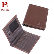 Leather Classic Wallet (PW-122)