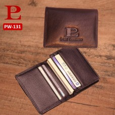 Leather Card Holder (PW-131)