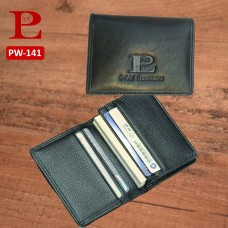 Leather Card Holder (PW-141)