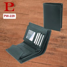 Premium Leather Wallet (PW-229)