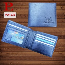 Leather Slim Wallet (PW-236)