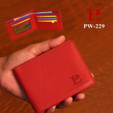 Leather Slim Wallet (PW-239)
