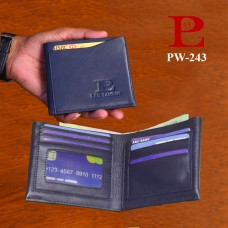 Leather Premium Wallet (PW-243)