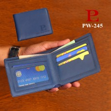 Leather Slim  Wallet (PW-245)