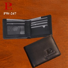 Leather Premium Wallet (PW-247)